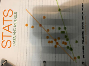 TEXTBOOK Stats- data and model second Canadian edition