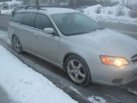 2006 Subaru Legacy FULL EQUIPPED prix discutable