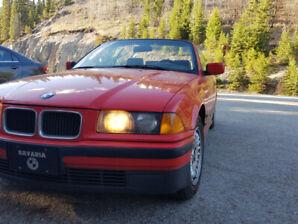 1995 BMW E36 318i Convertible_Showroom Conditions