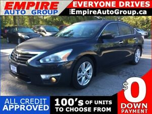 2014 NISSAN ALTIMA 2.5 SV * REAR CAM * SUNROOF * BLUETOOTH * HEA