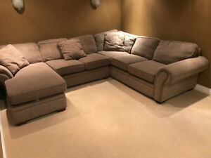 Sectional Sofa Belleville style