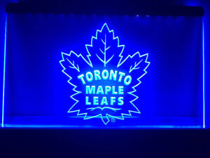 Brand new Toronto Maple Leafs LED Sign