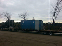 Container hauling
