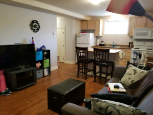 Available Oct. 1st! All-incl. 1 Bedr. Apartment (Moncton North E