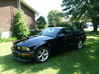 Ford Mustang cuir Coupé (2 portes) 2009