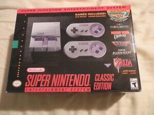 Super NES Mini Classic