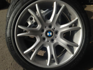 BMW M SPORT 19' ORIGINAL OEM STAGGERED  ROUES WHEELS MAGS