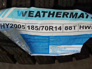 185/70R14 Weather Mate Arctic Single Tire