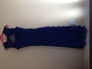 Prom dress / robe de bal 8p