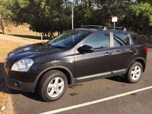 2008 Nissan Dualis Ti Low Kms New Tyres Leather Roof Racks SUV Dutton Park Brisbane South West Preview