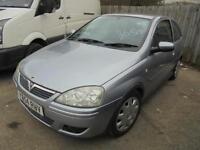 Vauxhall Corsa 1.2i 16v ( a/c ) Design 3 DOOR - 2004 54-REG - 5 MONTHS MOT