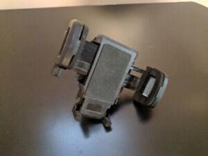 Phone bike handle mount