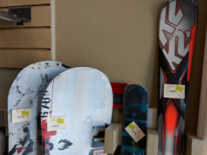 Winter Gear clearout Skis, Snowboards, Helmets