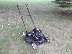 Poulin Side Discharge Mower - Excellent Condition.