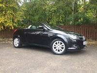 Vauxhall Tigra Immaculate Condition Years Mot Low Miles ! Cheap Convertible !