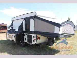 Mint 2015 Palomino base camp tent trailer