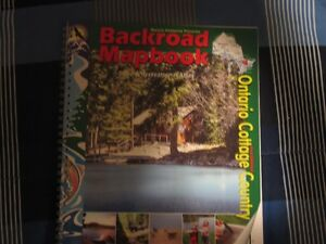 back roads road and recreational atlas