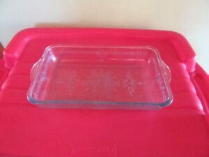 ANCHOR HOCKING / FIRE KING - CASSEROLE DISHES - VINTAGE