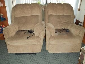RECLINING ELECTRIC CHAIRS