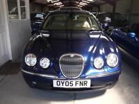 Jaguar S-TYPE 2.7D V6 Automatic SE - 121000 Miles - Full History