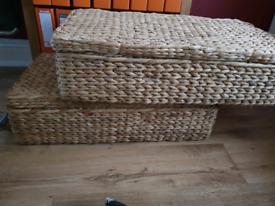 Underbed storage chests