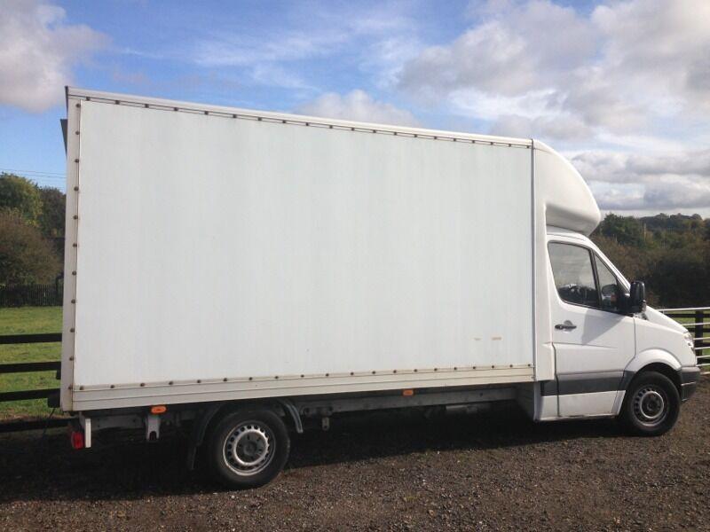 Mercedes Luton Van In Kings Langley Hertfordshire Gumtree