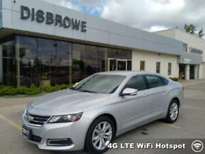 2017 Chevrolet Impala LT  Remote Start, Backup Cam, Touch screen