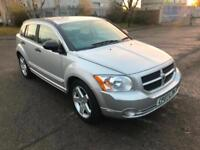 2007 07 DODGE CALIBER 2.0 TD SXT SPORT LOW 117K MOTED DRIVES A1 PX SWAPS