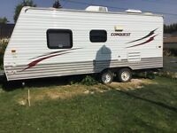 CONQUEST 21Foot TRAVEL TRAILER