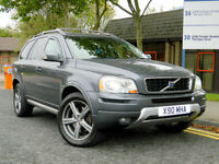 2007 07 Volvo XC90 2.4 D5 SE Sport Geartronic AWD 5dr WITH SATNAV+XENON+FVSH