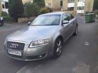 Audi a6 07 sat nav diesel saloon