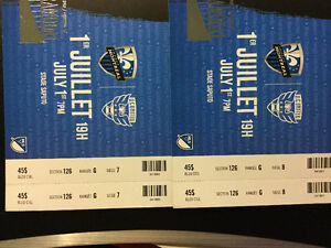 Montreal Impact vs D.C. United on July 1 at 19h, Stade Saputo