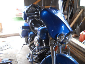 06 harley electra glide classic