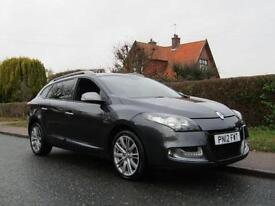 2012 Renault Megane 1.5 dCi GT LINE 5DR TURBO DIESEL ESTATE ** FREE ROAD TAX ...