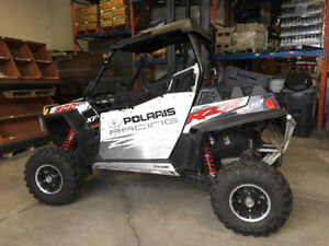 Side by Side Polaris RZR 900 XP