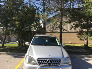 MERCEDES BENZ ML320 AWD PRISTINE CONDITION