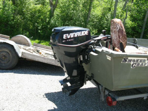 Used 2006 Smoker Craft Inc Smoker