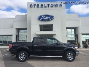 "2014 Ford F-150 ""XTR SUPERCREW 4X4""   - $214.98 B/W"