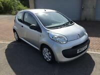 2007 Citroen C1 1.0i Airplay Plus Metallic Silver £20 per year tax