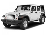 2014 Jeep Wrangler Unlimited Sport   - Low Mileage