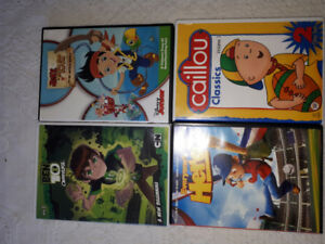 Kids Movies DVD'S