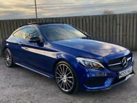 Mercedes-Benz C Class 3.0 C43 V6 AMG (Premium Plus) G-Tronic+ 4MATIC (s/s) 2dr C