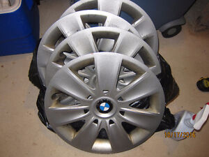 BMW Winter Tire Plastic Covers - set of 4 London Ontario image 1