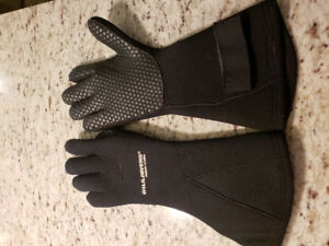 SQUBA diving Gloves