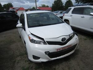2013 Toyota Yaris Berline