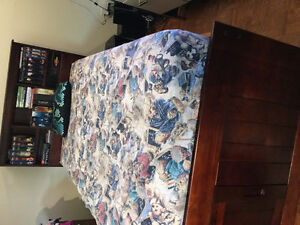 Captain bed with 12 individual drawers - includes bedside table West Island Greater Montréal image 2