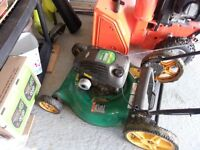 LAWN MOWER – FOR SALE