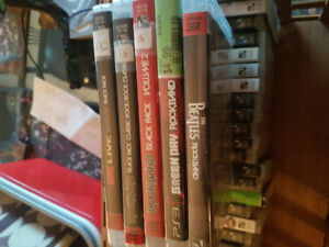 Rock band PS3 games 5