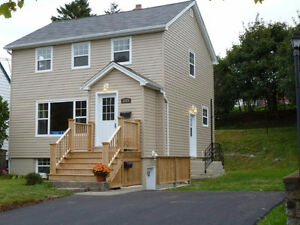 North End Halifax - August 10th 3 bedroom, storage, parking