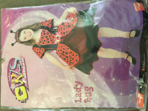 Halloween costume Ladybug excellent condition